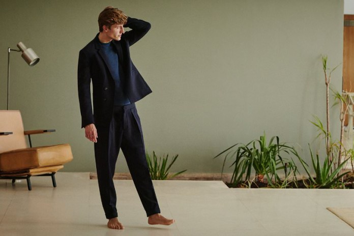 MR PORTER and COS Collaborate on an Exclusive Collection