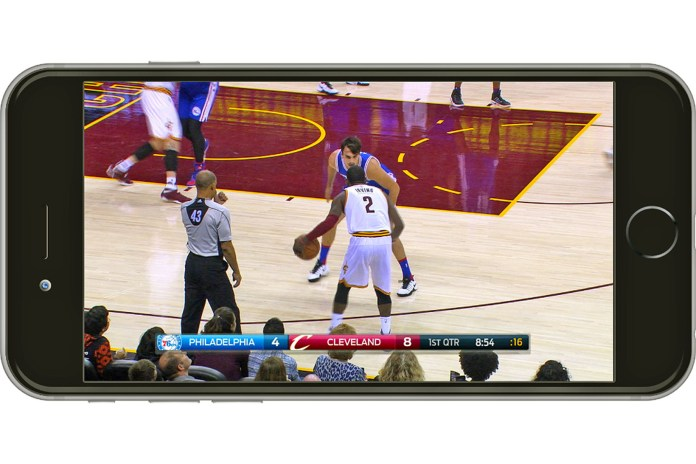 The NBA Will Drastically Improve the Mobile Viewing Experience for the 2016-2017 Season