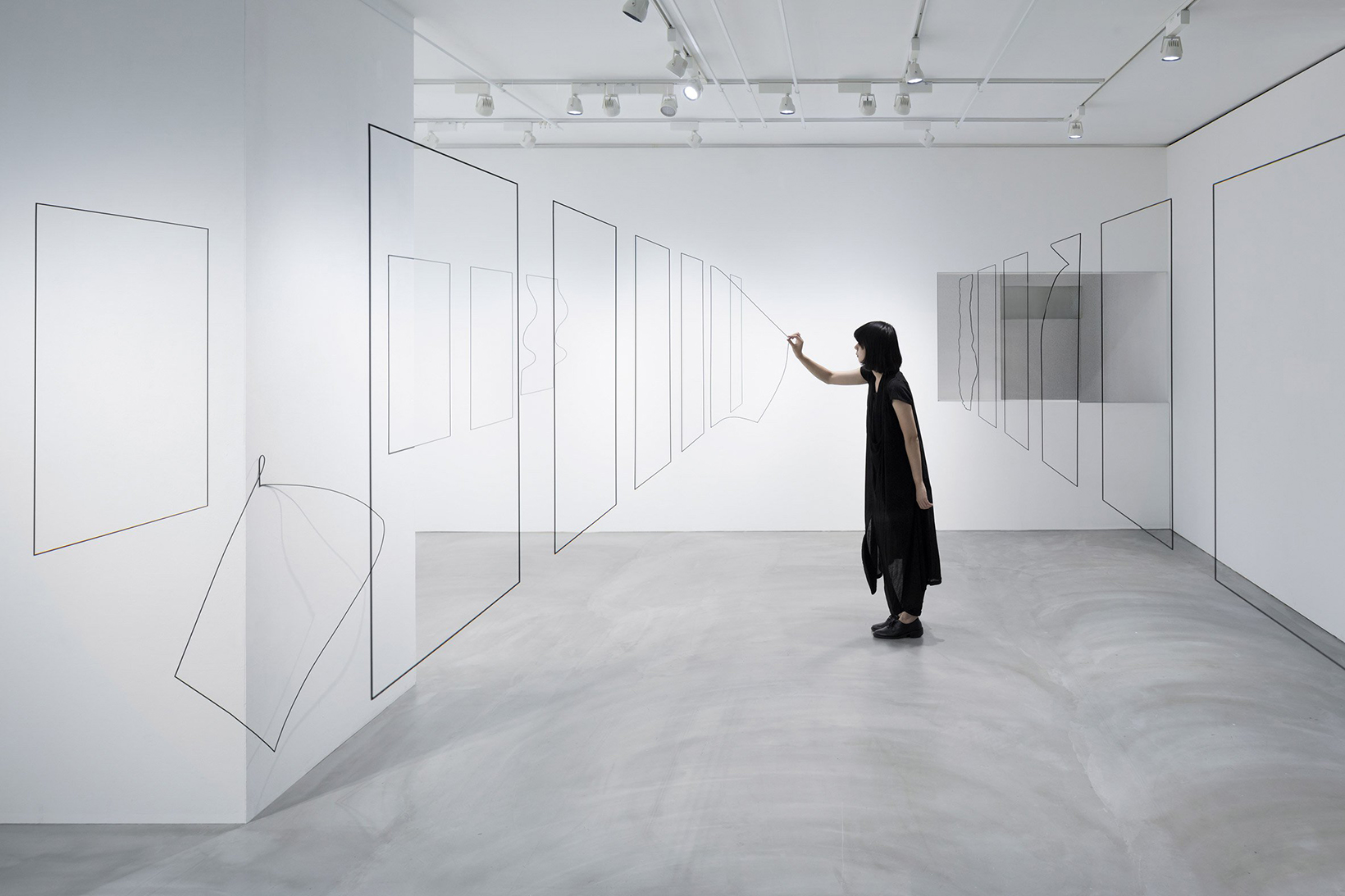 nendo Uses 3D-Printed Objects to Depict Sheets of Paper