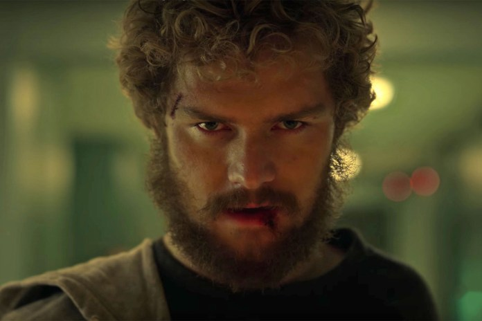 Netflix Announces the Premiere Date for Marvel's 'Iron Fist'