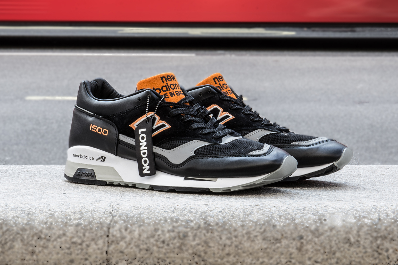 New Balance Hails a Cab for Its New London Flagship