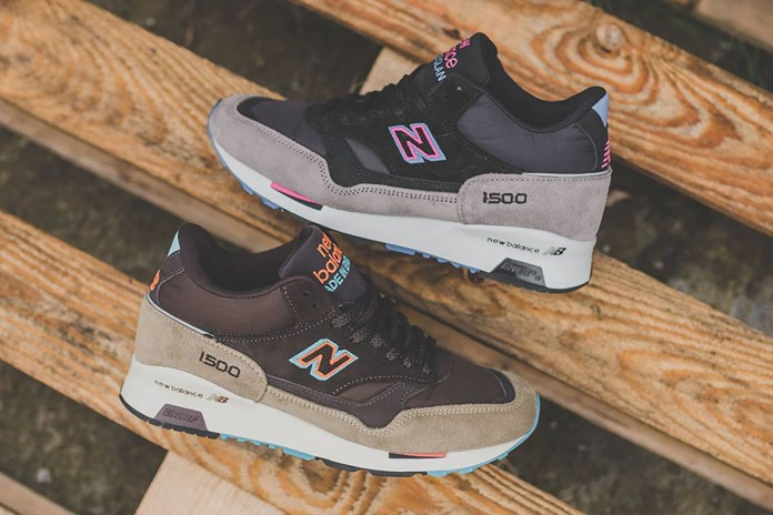 New Balance Releases Two New Colorways of the Winter-Ready NB1500 Midtop