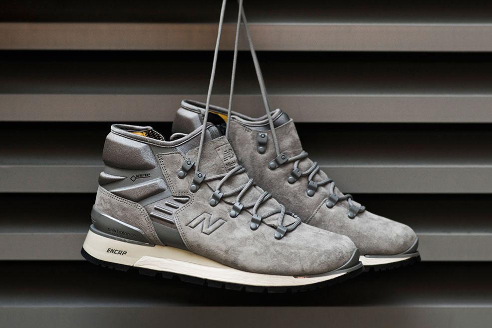 New Balance Introduces the Rugged Niobium Boot