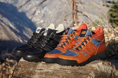 New Balance Launches the Rainier Remastered Hiking Boot Just in Time for Your Fall Adventures