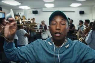 Pharrell, Travis Scott and Steve Buscemi Lend a Hand on the New Beats by Dre Commercial