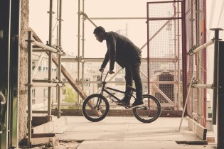 Watch Nigel Sylvester Turn a Construction Site Into His Own Personal BMX Park