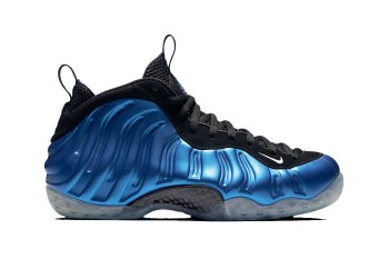 Nike's Air Foamposite One 20th Anniversary Edition Gets a Release Date
