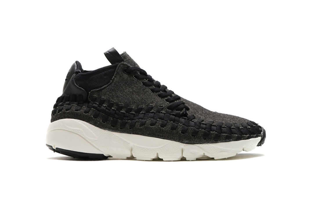 Nike Is Dropping a Black Denim Rendition of the Air Footscape Woven Chukka SE