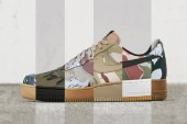 The Nike Air Force 1 Low Gets Styled in Six Shades of Camouflage