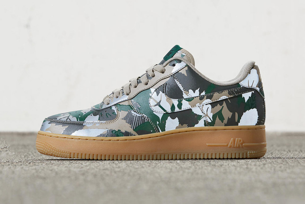 Nike Air Force 1 Low Camo Reflective Pack - 1766530