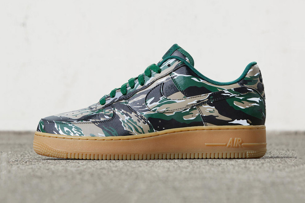 Nike Air Force 1 Low Camo Reflective Pack - 1766531