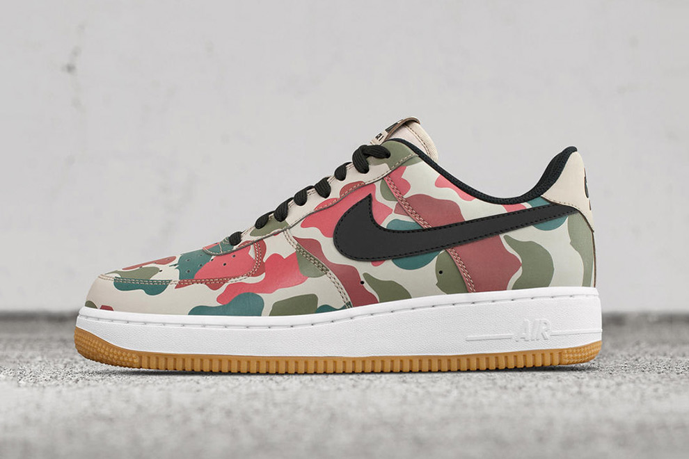 Nike Air Force 1 Low Camo Reflective Pack - 1766527