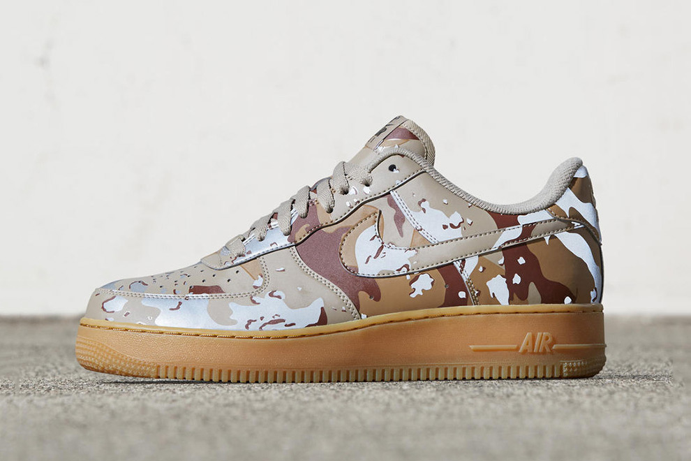 Nike Air Force 1 Low Camo Reflective Pack - 1766526