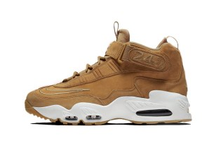 """Nike's Classic Air Griffey Max 1 Hosts the Eye-Catching """"Flax"""" Treatment"""