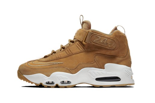 "Nike's Classic Air Griffey Max 1 Hosts the Eye-Catching ""Flax"" Treatment"