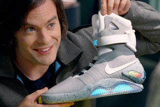 A Look Back at the Initial 2011 Release of the Nike MAG
