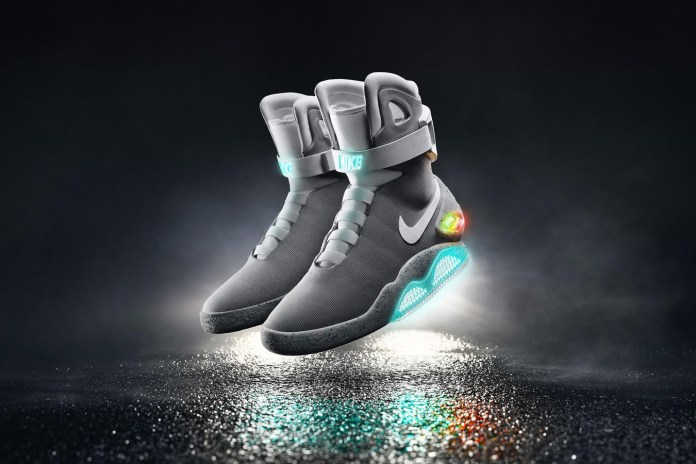 Is Nike Finally Getting Ready to Make the Infamous Air MAG Available to the Public?