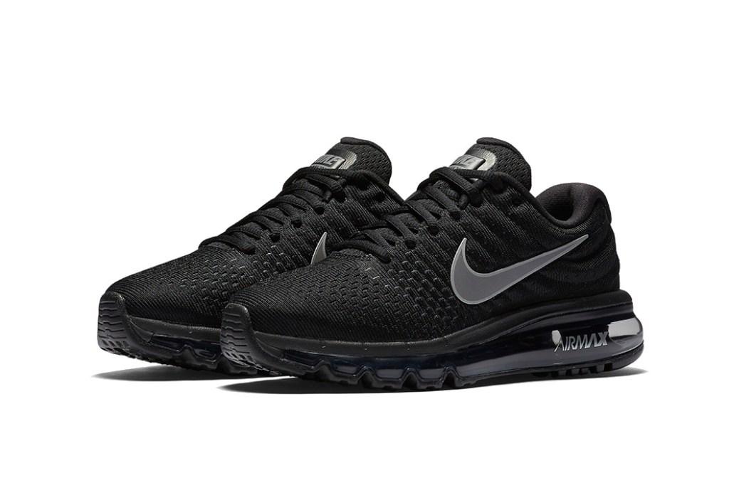 Nike Air Max 2017 Blue And Black Hypebeast
