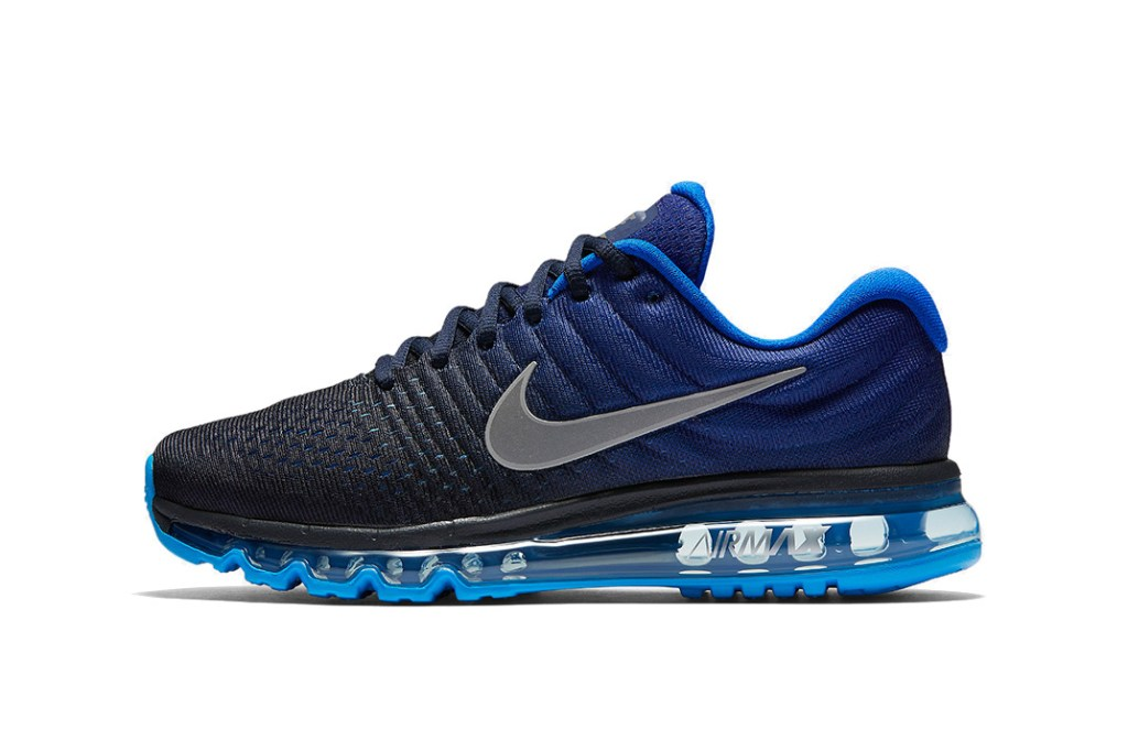 Nike Air Max 2017 Blue and Black | HYPEBEAST