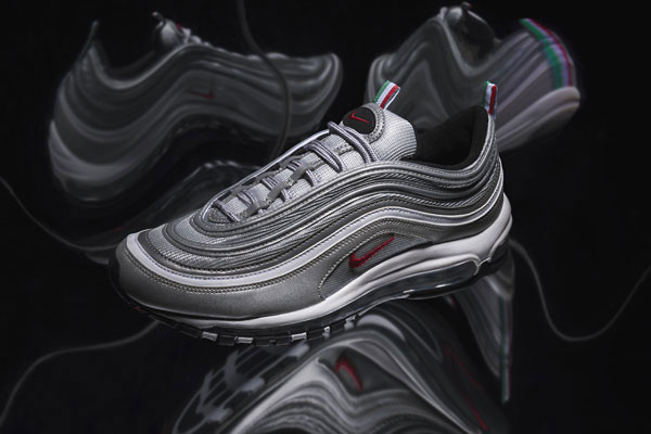 Nike Brings Back the Silver Air Max 97 Exclusively in Italy