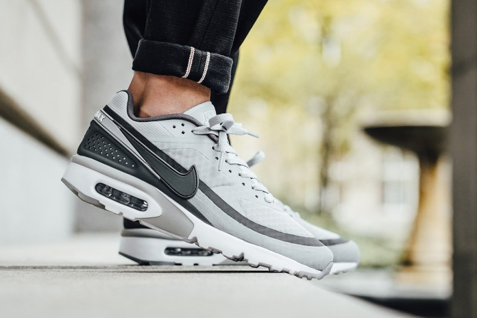 The Nike Air Max BW Ultra Goes Grayscale