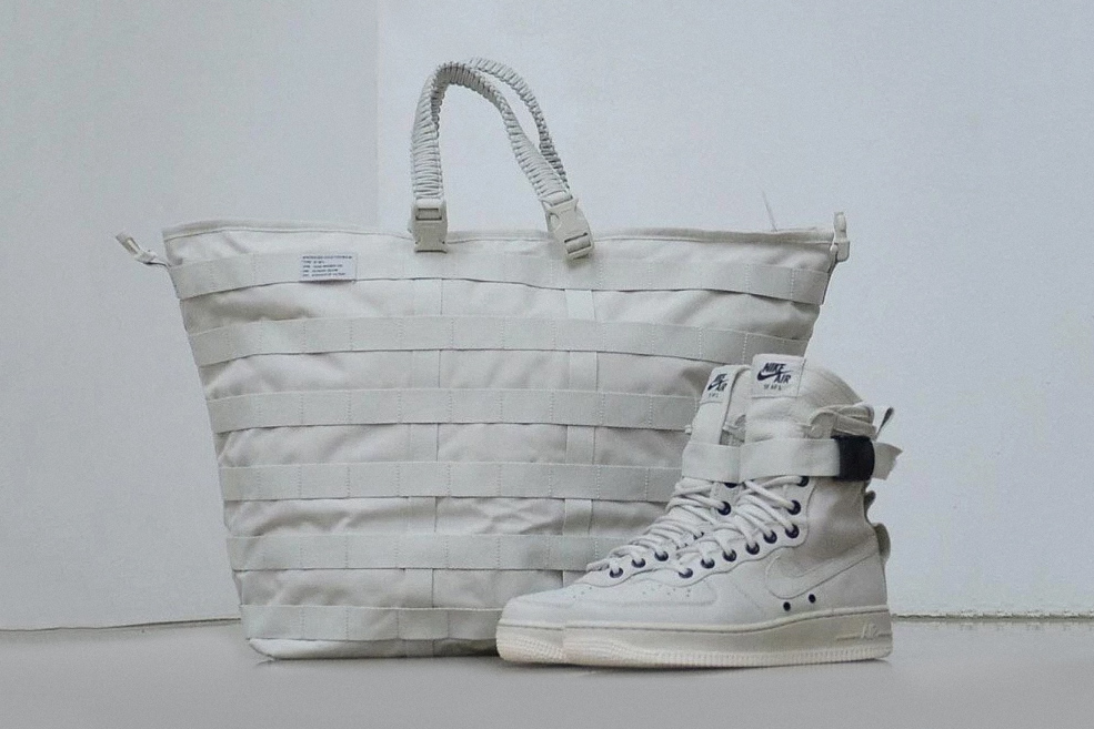 Nike to Release Duffel Bag Alongside New Air Forces