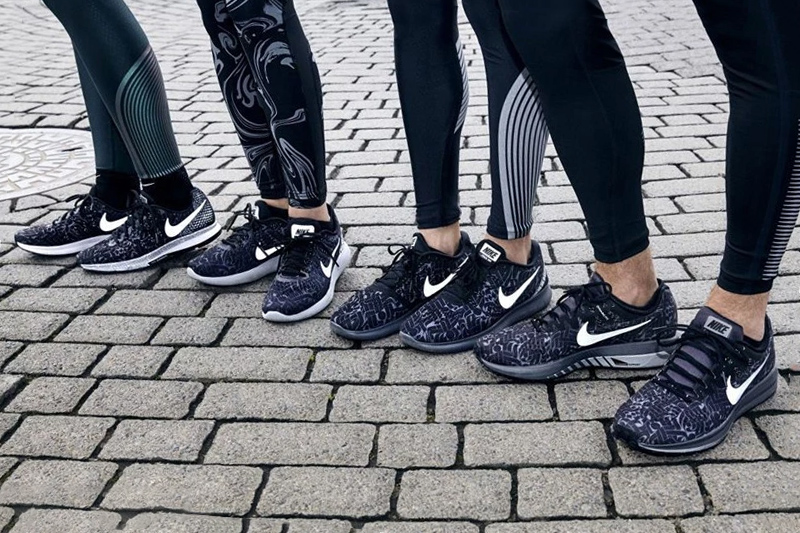 """Nike Enlists Rostarr for Exclusive """"Graphysis"""" Running Collection"""