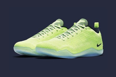 The Nike Kobe 11 Gets a Fluorescent Makeover