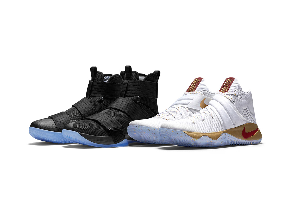 "Nike Basketball Set to Release LeBron & Kyrie ""Four Wins"" Pack Series"
