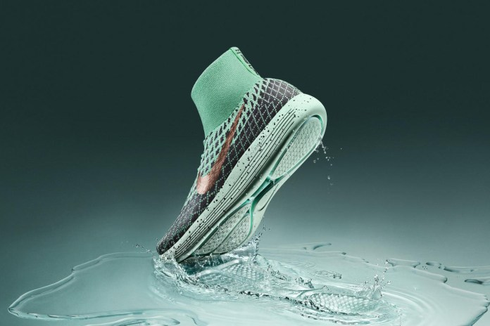 Nike's Brand New LunarEpic Flyknit Shield Is Built for All-Weather Conditions