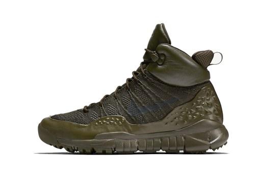 """Nike's Lupinek Flyknit Dons a Special """"Cargo Khaki"""""""