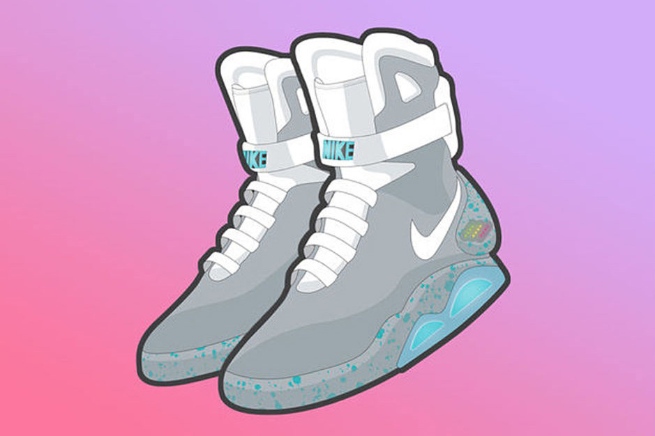 Decorate Your iMessages With the Nike MAG Sticker Pack