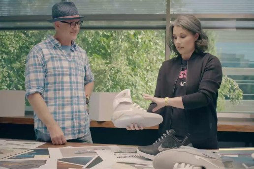 Tinker Hatfield on How They Added Adaptive Lacing to the Nike Mag