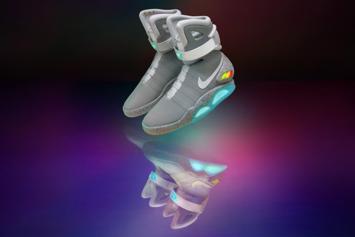 The Nike MAG Is Now Available for Raffle