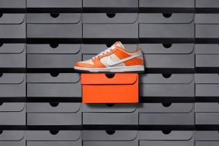 "A Closer Look at the Nike SB Dunk Low Premium ""Orange Box"""