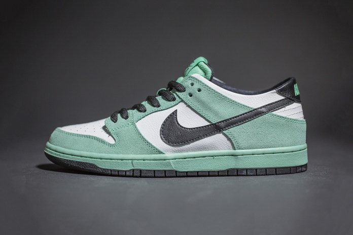 "The Nike SB Dunk Low ""Sea Crystal"" Is Now Hitting Retailers"