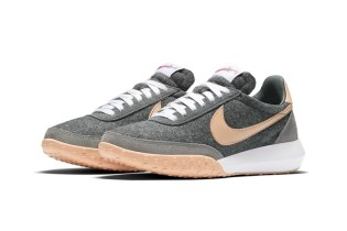 Nike Unveils the Wool & Vachetta Tan Pack for Fall