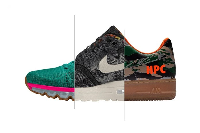"Here's Five NIKEiD ""Halloween"" Customs from Five Creatives"