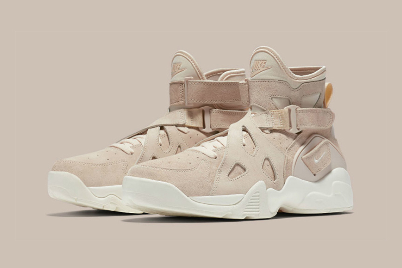 NikeLab Gets Their Hands on the Air Unlimited for a Tan Colorway