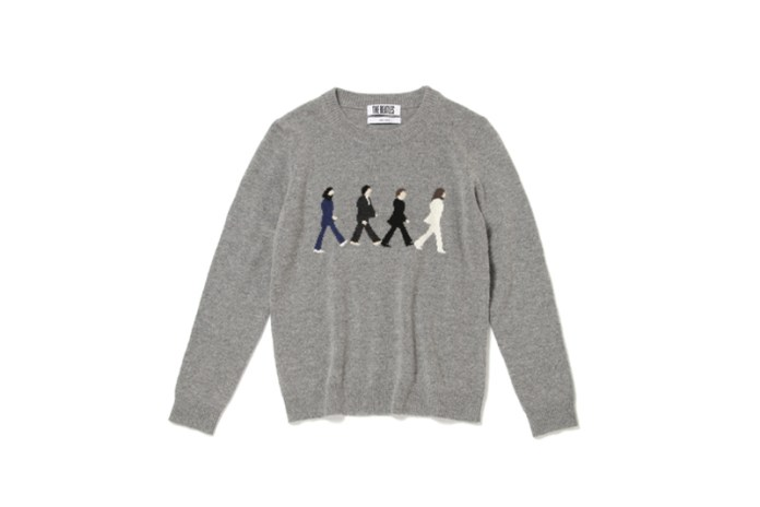 niko and ... Releases a Sweater Collection Dedicated to The Beatles