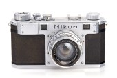 This Nikon 1 Camera From 1948 Is the Oldest Known Surviving Nikon