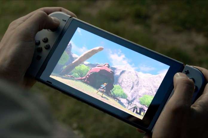 More Details to Be Revealed for Nintendo Switch in a Live Presentation