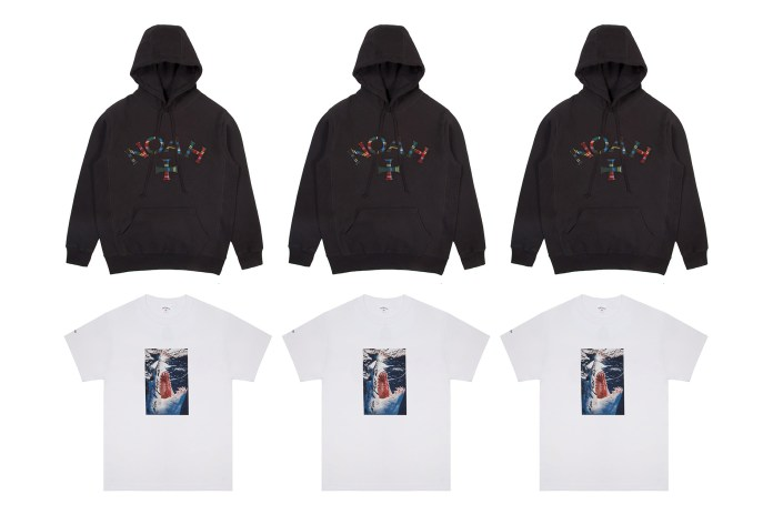 Noah Teams up With Dover Street Market for an Exclusive Set of Garbs