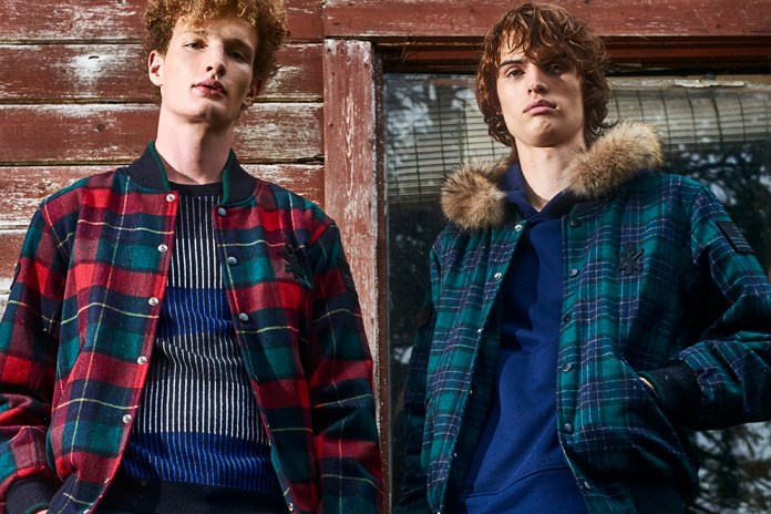 """Opening Ceremony's 2016 Fall/Winter """"Book Ends"""" Editorial Comes Soaked in Saturated Tones"""