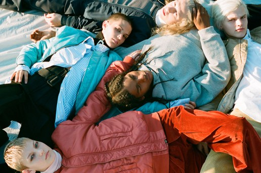 Opening Ceremony and Alpha Industries Take Flight in an MA-1 Editorial