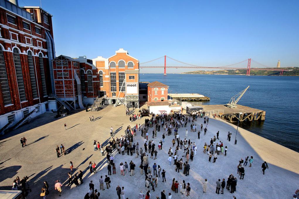 Lisbon museum of art architecture and technology building for Architecture lisbonne