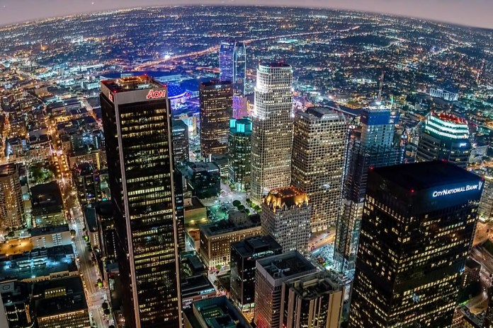 This Gorgeous, Panoramic Timelapse of LA Took Two Years to Create
