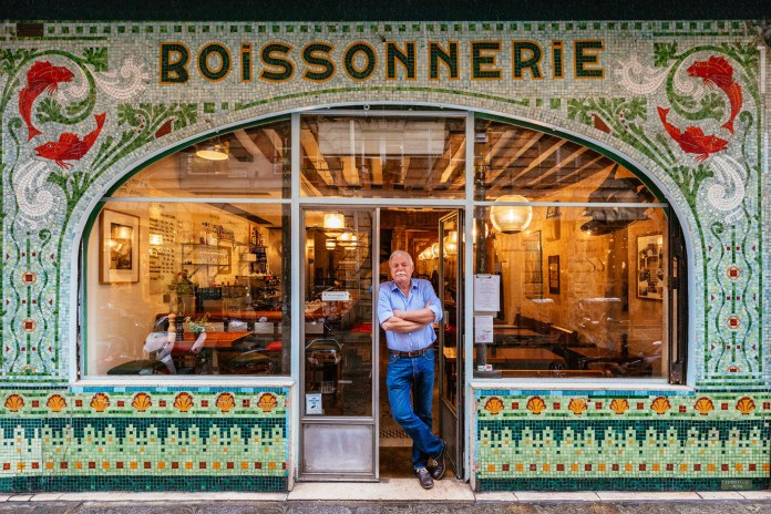 See Paris Through These Charming Storefronts