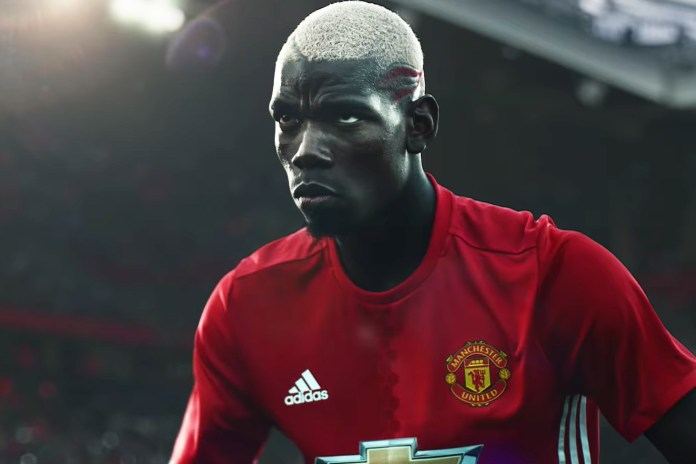 Watch Paul Pogba's Journey from Childhood to Present Day in New adidas Campaign