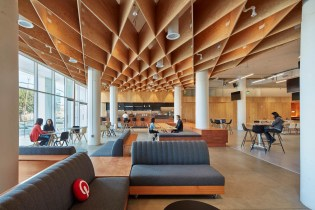 Pinterest's Sleek New Headquarters Reflects Its Founder's Background in Architecture